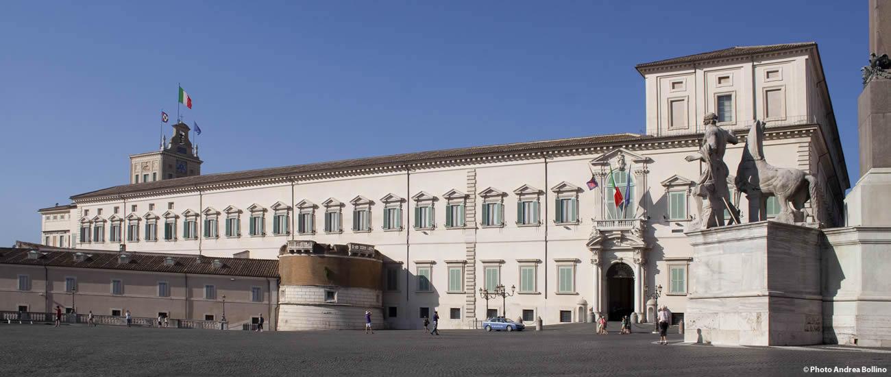 Palazzo Quirinale Roma