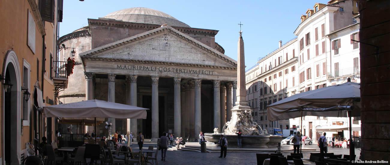 Pantheon piazza della Rotonda Roma